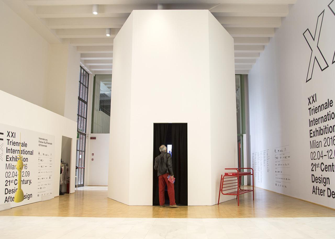 Max Siedentopf XXI Triennale Di Milano